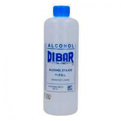 Alcohol Grado 70° 250ml...