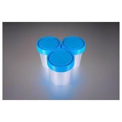 Vaso copro 120ml Tapa Azul...