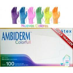 Guante Ambiderm Color Full...