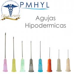 Agujas Hipodermicas BD Caja...