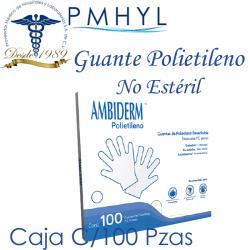 Guante de Polietileno (...