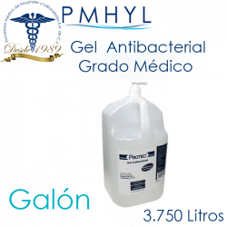Gel Antibacterial Galon...