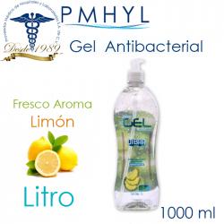 Gel Antibacterial Litro...